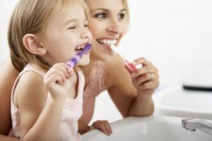Regular Dental Visits--The Parent Role